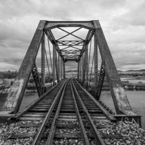 Montana Missouri River Bridge