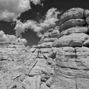 Abiquiu White Rocks I