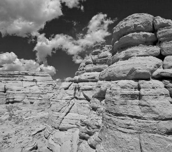 Abiquiu White Rocks II