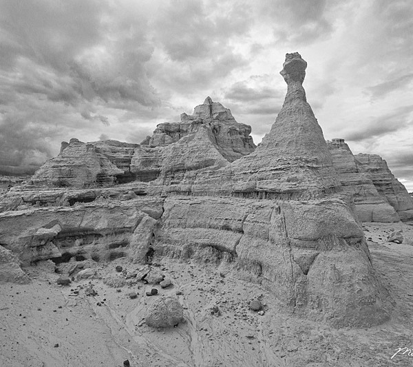 Abiquiu White Rocks III