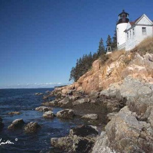 Acadia Lighthouse