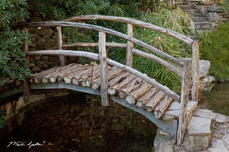 Zilker Garden Bridge