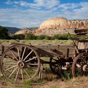 Ghost Ranch High Wheel