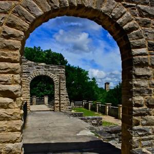 Ha Ha Tonka Ruins Doorway