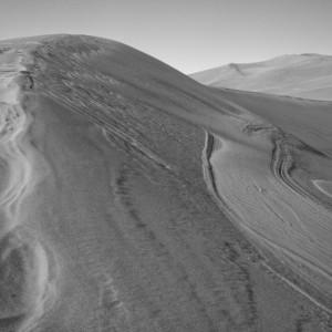 Over The Ridge Sand Dunes