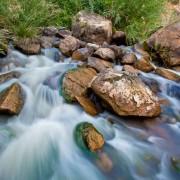 Abiquiu Rio Chama Falls