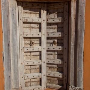 Symbolic Door