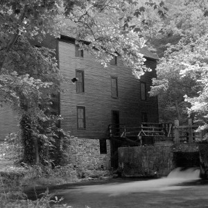 Alley Mill Infrared