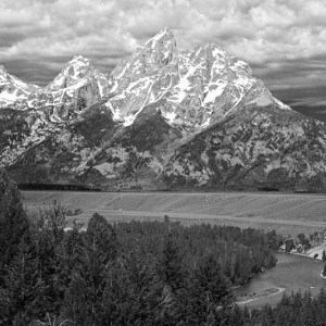 Tetons Snake River Overlook