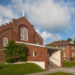 Saint Marys Catholic Church8x10 crop