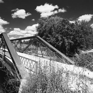 Walkerville Bridge BW