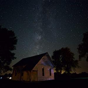 Pleasant Prairie Milky Way 5x7