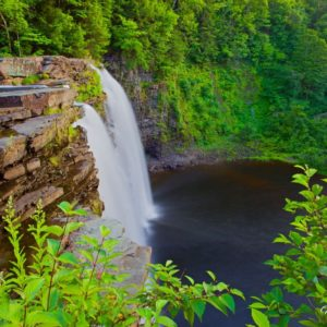 Salmon River Falls And Pool 50mm