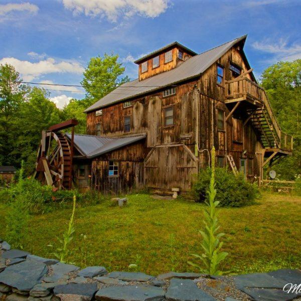 Vermont 15 Grist Mill