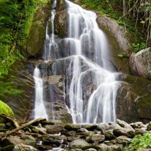 Moss Glen Falls Summer