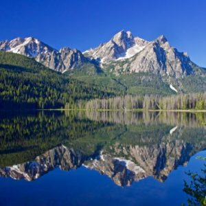 Stanley Sawtooth Reflections