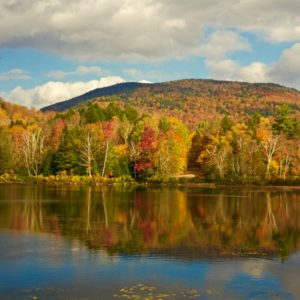 Adirondack Tupper Lake Autumn Reflections