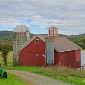 Vermont Barn Valley Vista