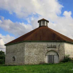 Greene County Round Barn