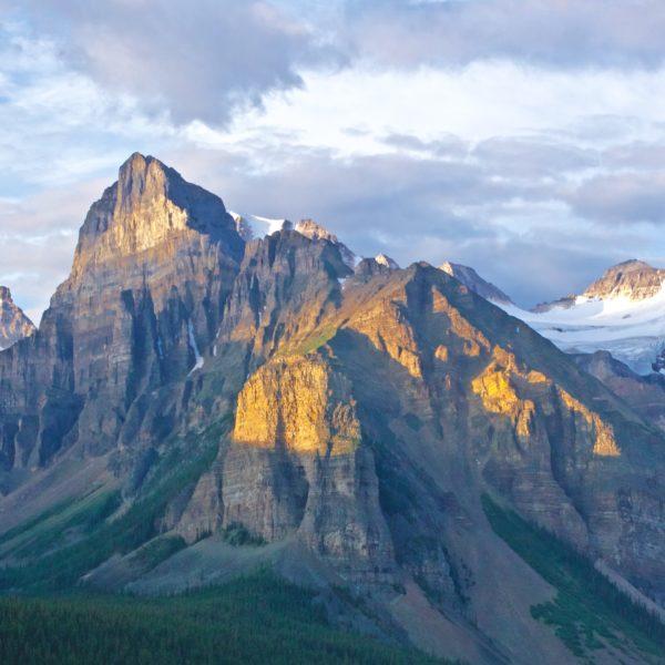 Alberta Rockies Vista