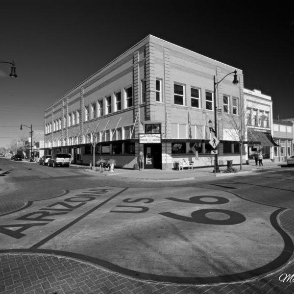 Corner In Winslow Arizona