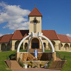 Saint Mary Of The Lakes Church