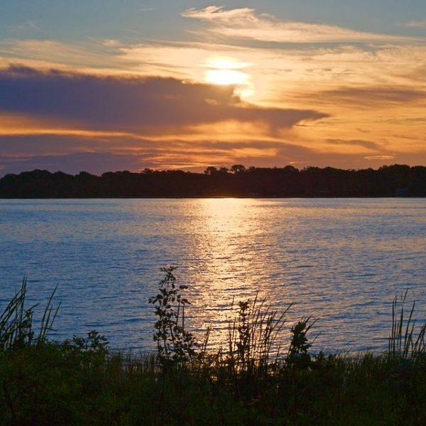 Sunrise On Lake Eustis