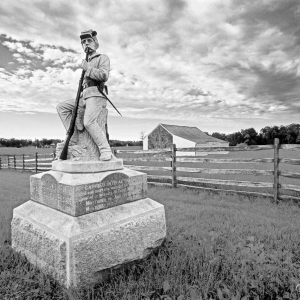 Gettysburg Infantrymen Memorial