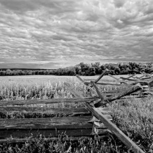 Gettysburg Split Rail