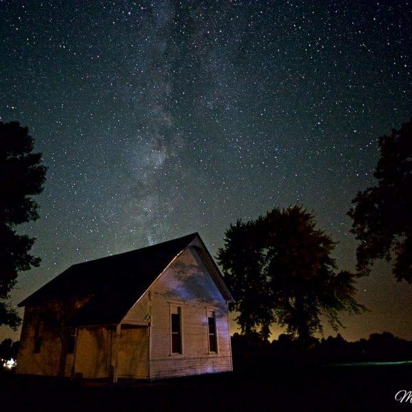 Pleasant Prairie Milky Way
