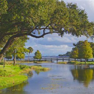 Venetian Gardens Lake Harris Vista