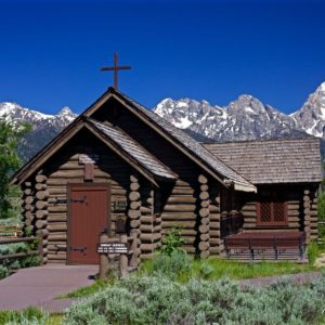 Tetons Chapel Of The Transfiguration