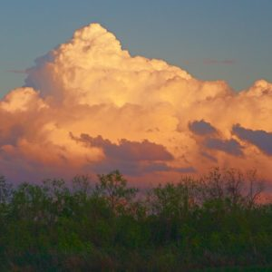 Emeralda Thunderhead Sunset