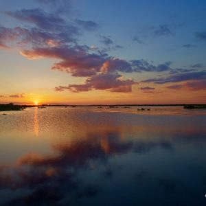 Emeralda Cloudline Sunset