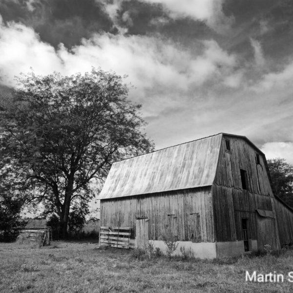 Noble Hawkins Barn
