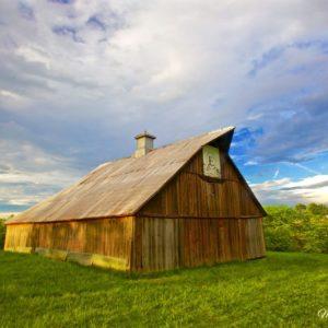 Rustic Barn Vista
