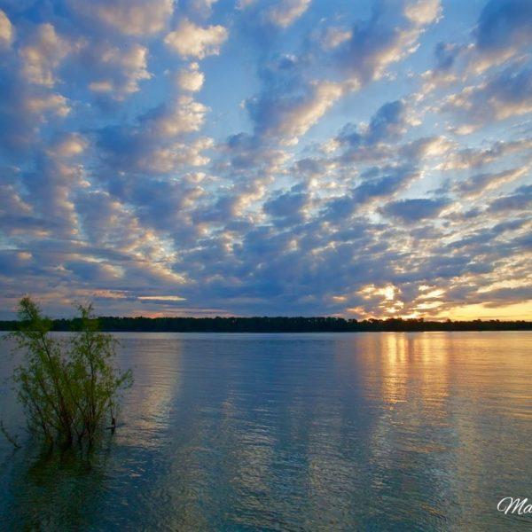 Sunrise On The Ohio I